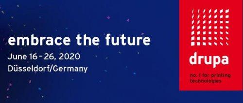 """""""拥抱未来""""· 2020德鲁巴印刷展提前看"""